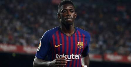 Dembéle, jugador de Barcelona FC es acusado de ser un adicto a los videojuegos