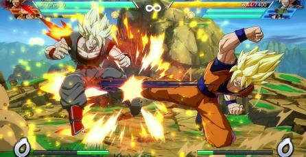 Dragon Ball FighterZ Deluxe Edition fue anunciado para PS4 con 8 personajes como DLC