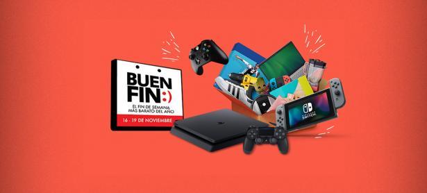 Guía de compras: Buen Fin en Amazon México