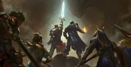 El Rey Arturo y Merlín se unirán a los combates de <em>SMITE</em>
