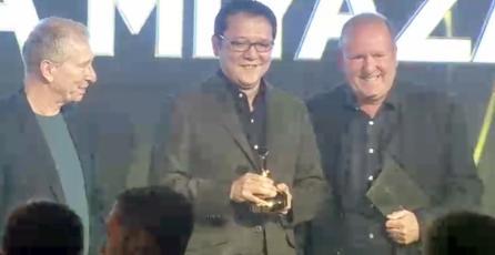 Hidetaka Miyazaki, creador de Dark Souls recibio el Lifetime Achievement Award