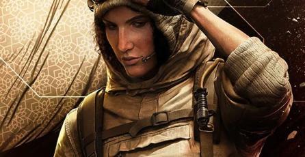 Nomad se unirá como atacante a <em>Rainbow Six Siege</em>