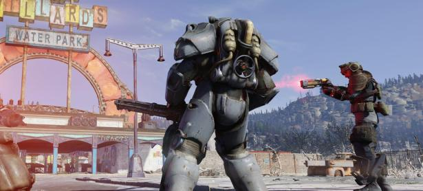El primer parche para <em>Fallout 76</em> es enorme