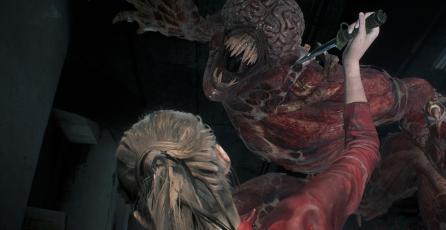 Llena tu día de terror con el nuevo gameplay de <em>Resident Evil 2</em>
