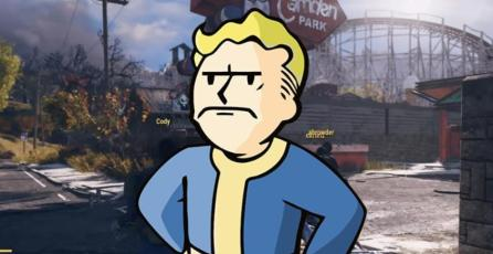 47GB es lo que pesa el primer gran parche de Fallout 76 en consolas