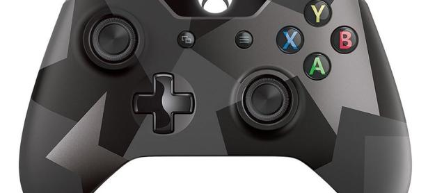 Microsoft registra patente de control con piezas intercambiables