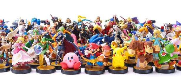 Habrá un paquete de <em>Super Smash Bros. Ultimate</em> con 63 amiibo