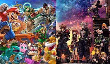 Super Smash Bros. Ultimate y Kingdom Hearts III presentan nuevos trailers