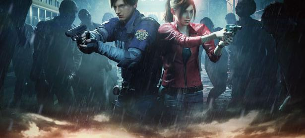 <em>Resident Evil 2</em> es creado por 800 trabajadores