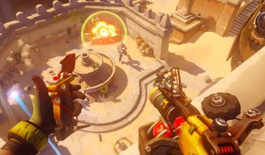 Puedes jugar <em>Overwatch</em> de forma gratuita durante esta semana