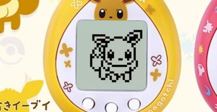 Confirmado: habrá un Tamagotchi de Pokémon el próximo año