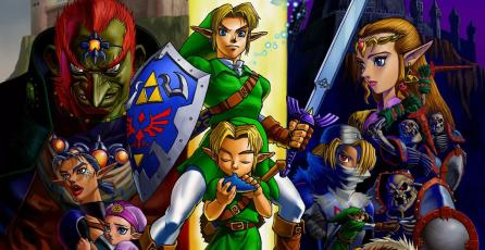 <em>The Legend of Zelda: Ocarina of Time</em> cumple 20 años en Japón