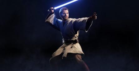 Pronto podrás ser Obi-Wan Kenobi en <em>Star Wars: Battlefront II</em>
