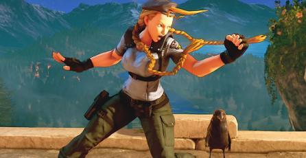Capcom presenta atuendos de <em>Resident Evil</em> para <em>Street Fighter V</em>
