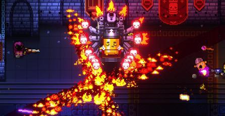 La próxima expansión para <em>Enter the Gungeon</em> no se hará realidad