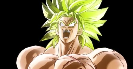 Broly luce amenazante en<em> Dragon Ball Xenoverse 2</em>
