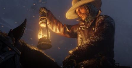Red Dead Redemption 2: el tiempo corre de manera real en escenarios