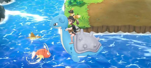 <em>Pokémon: Let's Go</em> ya vendió 3 millones de copias