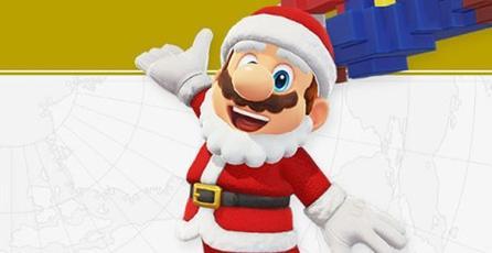 <em>Super Mario Odyssey</em> recibe 2 nuevos atuendos