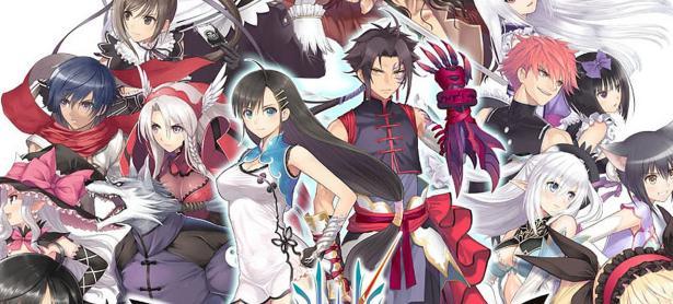 Revelan trailer y roster de <em>Blade Arcus Rebellion from Shining</em>