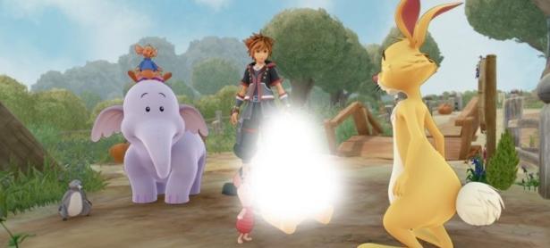 Censuran a <em>Winnie Pooh</em> en trailer de <em>Kingdom Hearts 3</em> por meme hacia gobernador Chino