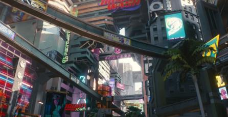 La mayoría de edificios de <em>Cyberpunk 2077</em> se podrán explorar