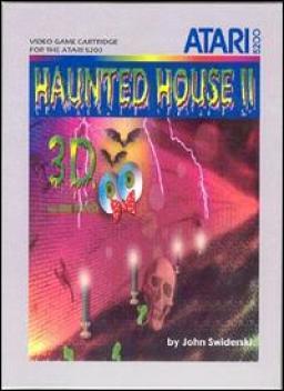 Haunted House II 3D