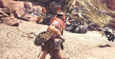 Capcom prepara un evento navideño para <em>Monster Hunter World</em>
