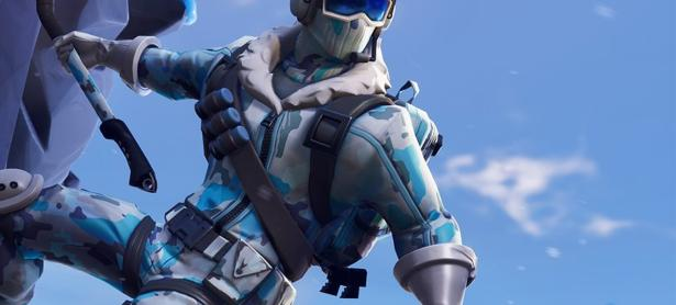 Pistas sugieren que pronto nevará en el mapa de <em>Fortnite: Battle Royale</em>