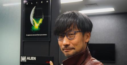 """""""Alien: Blackout"""" es la nueva marca de videojuegos relacionada con Kojima y registrada por Fox"""