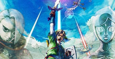 RUMOR: <em>Zelda: Skyward Sword</em> está en camino a Nintendo Switch