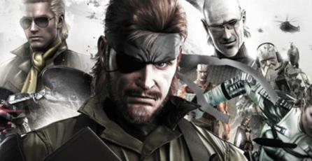 Metal Gear y Metal Gear Solid son registrados como marcas en Europa por Konami