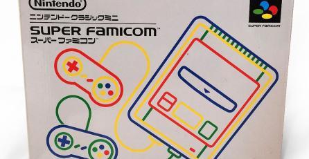 Arrestan a un hombre en Japón por vender Super Famicom mini hackeado