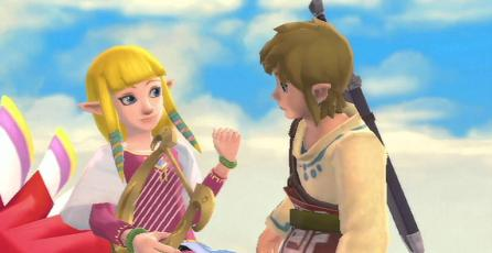 <em>Zelda: Skyward Sword</em> llegaría a Nintendo Switch en forma de remaster