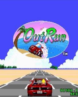 Sega Ages: Outrun