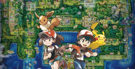 <em>Pokémon: Let's Go, Pikachu! & Let's Go, Eevee! </em>