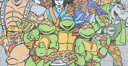 Así se vería un juego de las <em>Tortugas Ninja</em> desarrollado por Nicalis