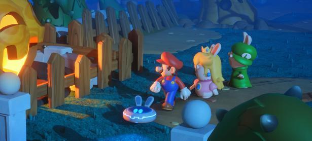 <em>Mario + Rabbids: Kingdom Battle</em> es reconocido en los BAFTA Childrens Awards