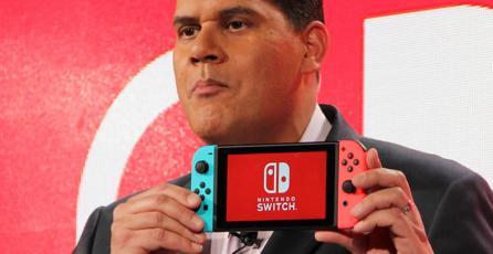 Nintendo obtiene 60% de sus ingresos en América durante temporada de fiestas