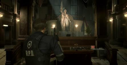 Resident Evil 2 traería demo jugable en Diciembre y presentan dos nuevos personajes