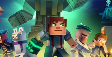 Ya puedes usar tu cuenta de Netflix para jugar <em>Minecraft: Story Mode</em>