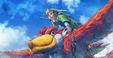 Nintendo niega port de <em>Zelda: Skyward Sword</em> para Switch