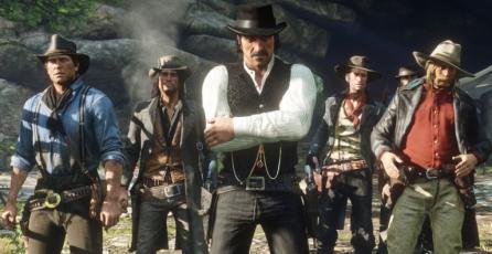 Podrías perder tu proceso en la beta online de Red Dead Redemption 2
