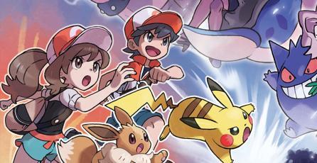 <em>Pokémon: Let's Go, Pikachu! </em>fue el juego más vendido de la semana en Japón