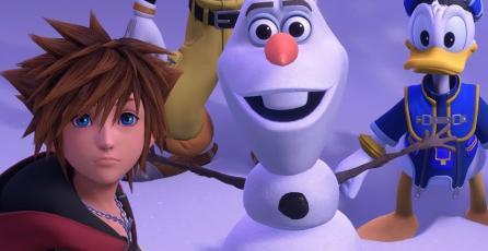 Nuevo material en video de <em>Kingdom Hearts III</em> se revelará en diciembre