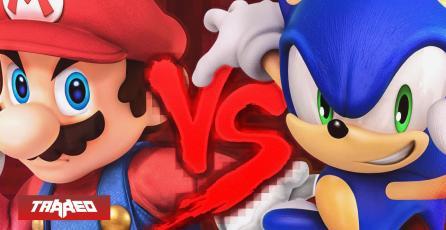 Mario y Sonic volverán en forma de serie de TV sobre la guerra de Nintendo y SEGA