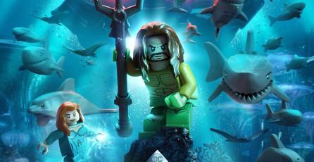 <em>LEGO DC Super-Villains</em> recibirá contenido de <em>Aquaman</em>