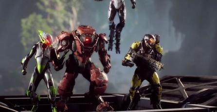 EA y BioWare llevarán <em>Anthem</em> a The Game Awards 2018
