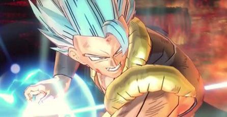 ¡Gogeta Blue será el próximo personaje DLC para <em>Dragon Ball Xenoverse 2</em>!