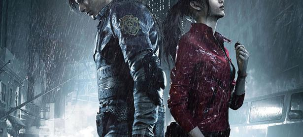 Así es como se ve <em>Resident Evil 2</em> a poco tiempo de su lanzamiento